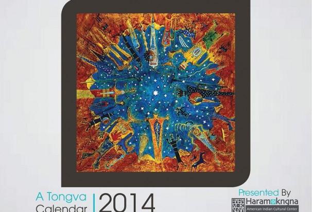 Tongva Calendar 2014